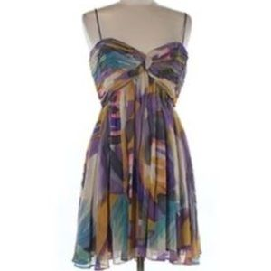 Foley + Corinna floral Origami Dress